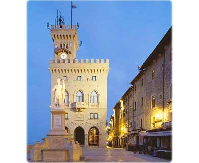 Benvenuti a San Marino