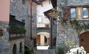 Selvino, vecchio borgo