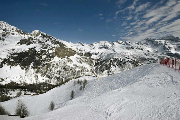 Case e appartamenti in Valle d'Aosta